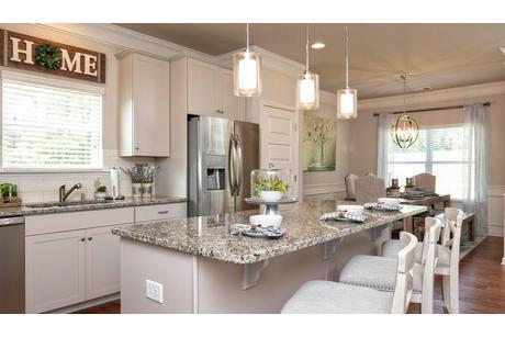 Kitchen-in-The Bayfield-at-Creekside Village-in-Hoschton
