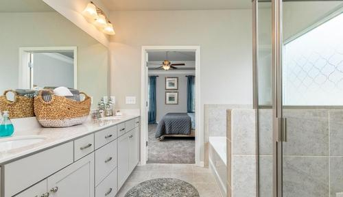 Bathroom-in-The Bayfield with Bonus-at-Woody Farms-in-Adairsville