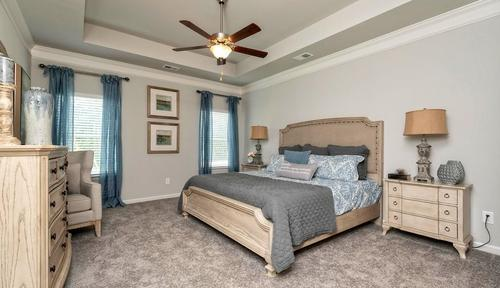 Bedroom-in-The Bayfield with Bonus-at-Woody Farms-in-Adairsville
