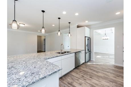 Kitchen-in-The Avery-at-Abbington Woods-in-Belmont