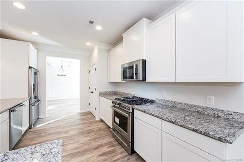 Kitchen-in-The Avery-at-River Park-in-Mount Holly