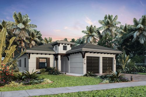 New Golf Course Communities In Palm Beach County Fl Newhomesource - Contemporary-west-palm-beach-property