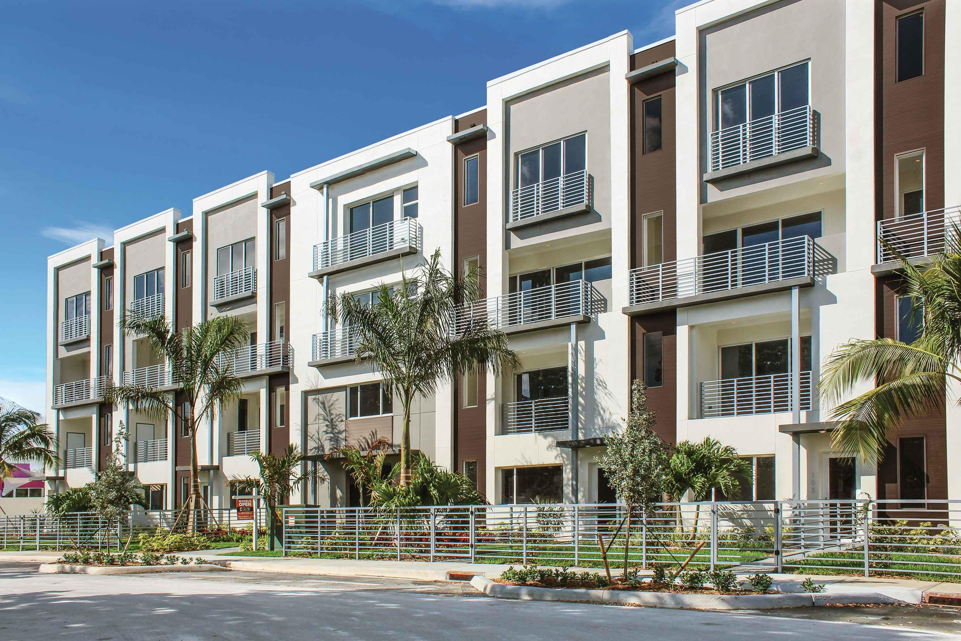 Exterior featured in the Model A - East By Sobel Co in Broward County-Ft. Lauderdale, FL