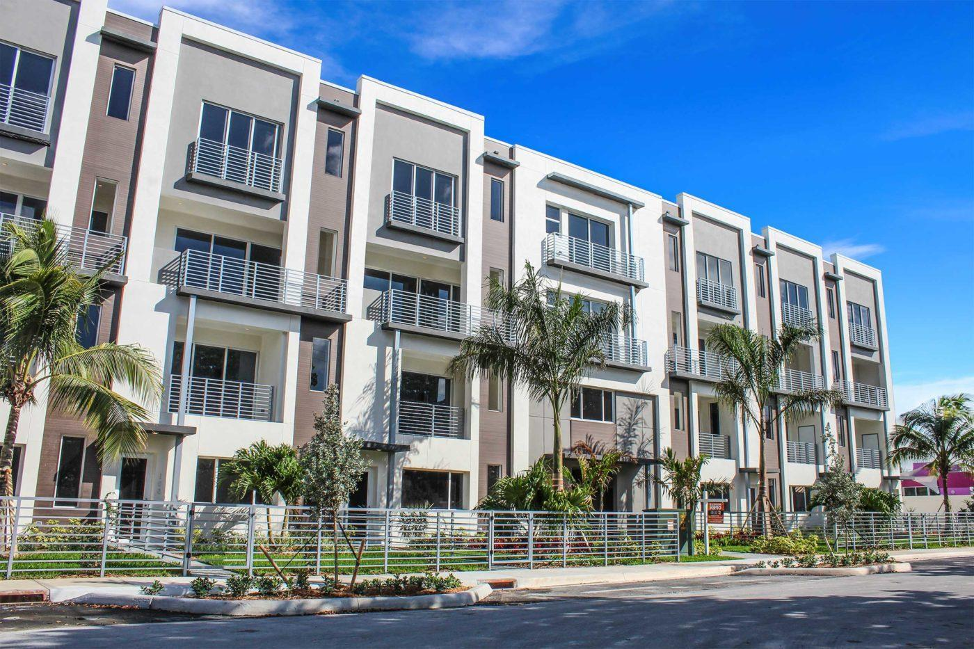 Exterior featured in the Model C - West By Sobel Co in Broward County-Ft. Lauderdale, FL
