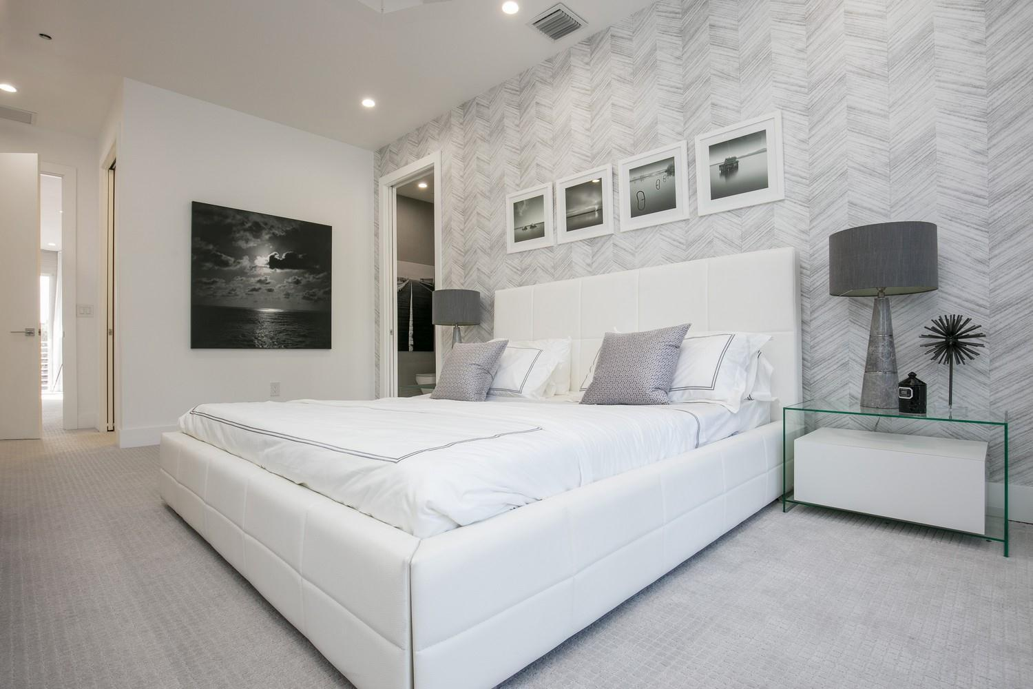 Bedroom featured in the Model A - East By Sobel Co in Broward County-Ft. Lauderdale, FL