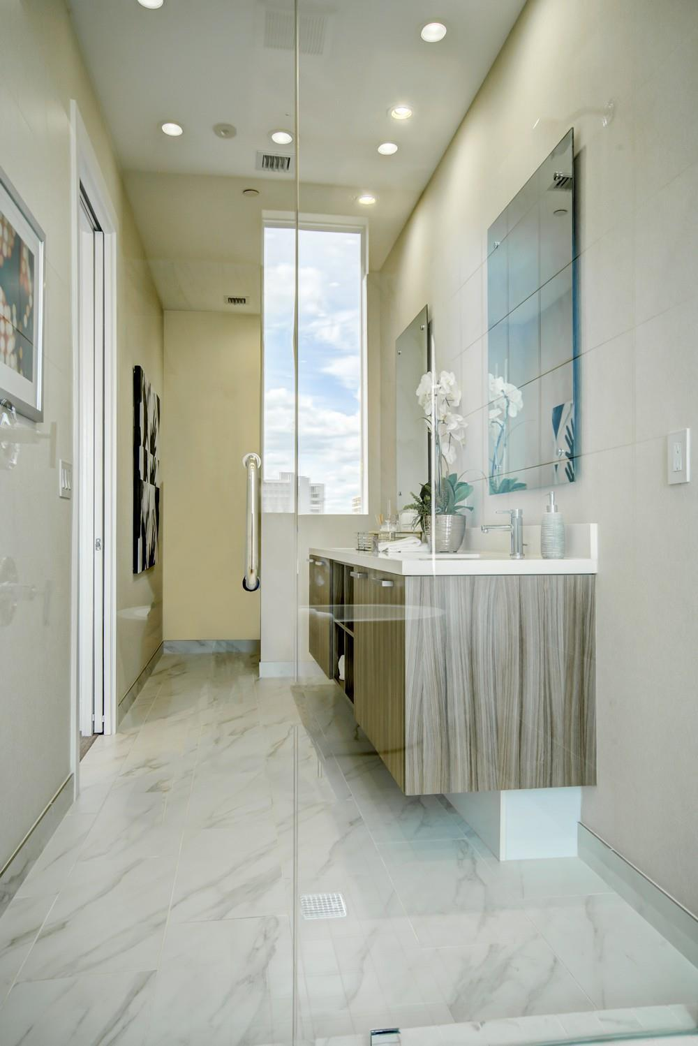 Bathroom featured in the Model C - West By Sobel Co in Broward County-Ft. Lauderdale, FL