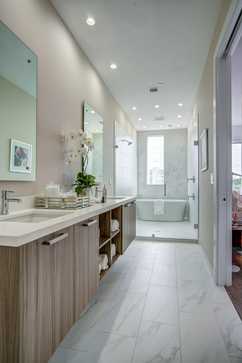 Bathroom featured in the Model E - West By Sobel Co in Broward County-Ft. Lauderdale, FL