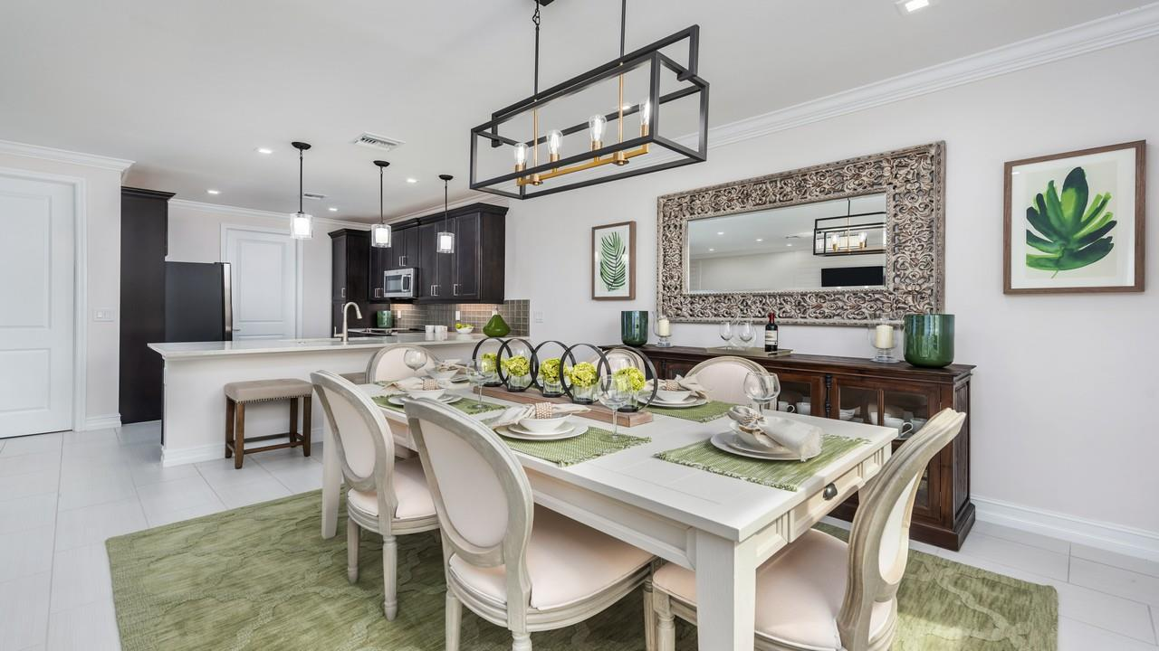 Living Area featured in the Breakers By Sobel Co in Naples, FL