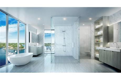 Bathroom-in-The Pacific (Unit B)-at-321 At Water's Edge-in-Fort Lauderdale