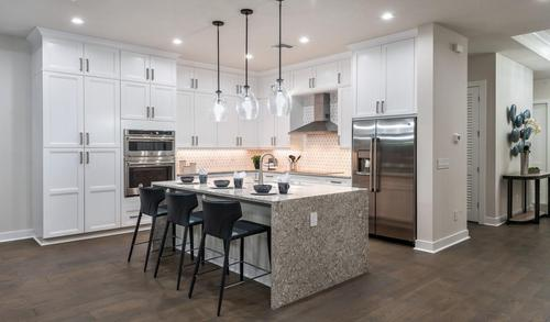 Kitchen-in-Grenada-at-Residences at Banyan Cay-in-West Palm Beach
