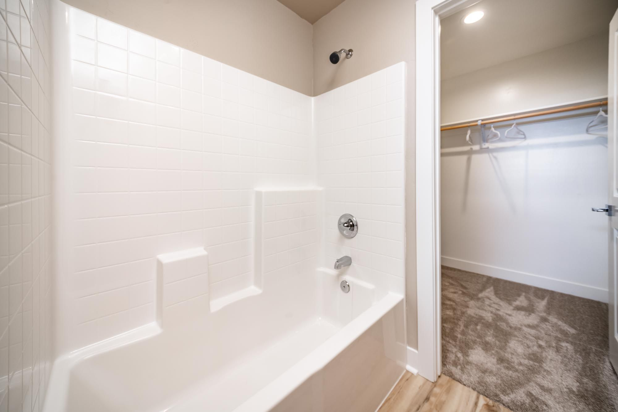 Bathroom featured in the Plan 1 By Solid Homes in Flagstaff, AZ