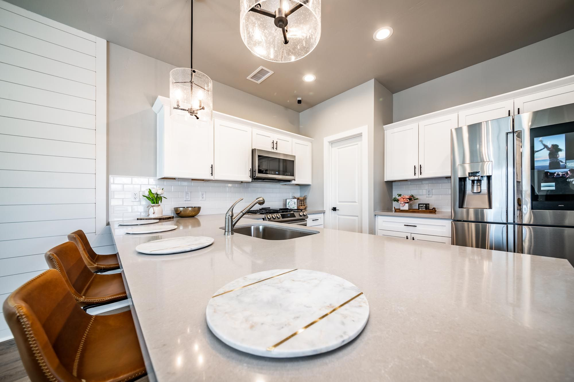 Kitchen featured in the Plan 3 By Solid Homes in Flagstaff, AZ