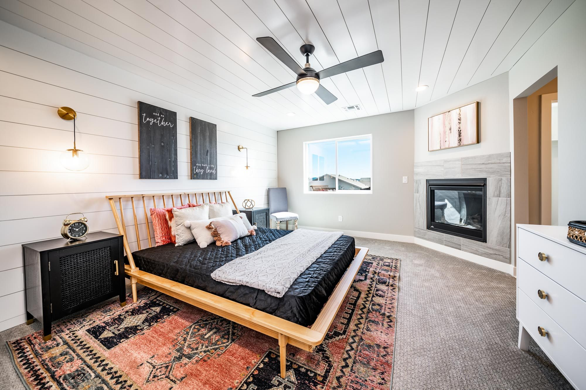 Bedroom featured in the Plan 3 By Solid Homes in Flagstaff, AZ