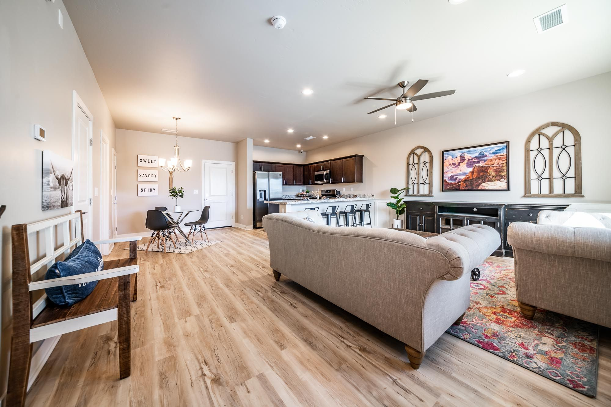 'Shadow Mountain Village' by Solid Homes in Flagstaff