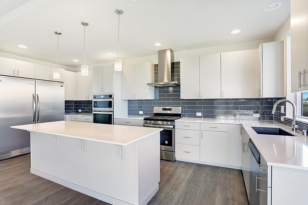 Kitchen featured in The Coronado By Soundbuilt Homes in Tacoma, WA
