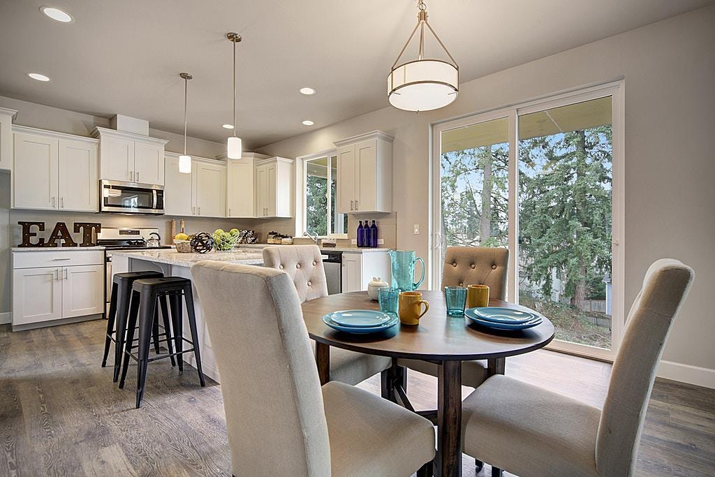 Kitchen featured in The Teton By Soundbuilt Homes in Seattle-Bellevue, WA