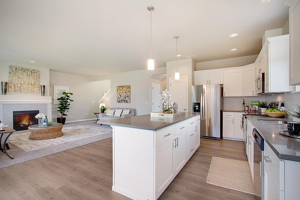 Kitchen featured in The Willow By Soundbuilt Homes in Seattle-Bellevue, WA