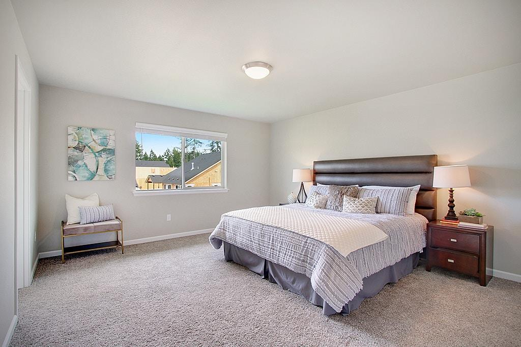 Bedroom featured in The Willow By Soundbuilt Homes in Tacoma, WA