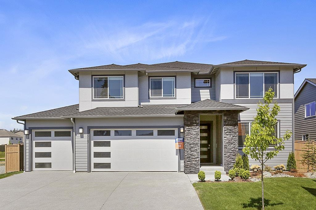Exterior featured in The Everett By Soundbuilt Homes in Tacoma, WA