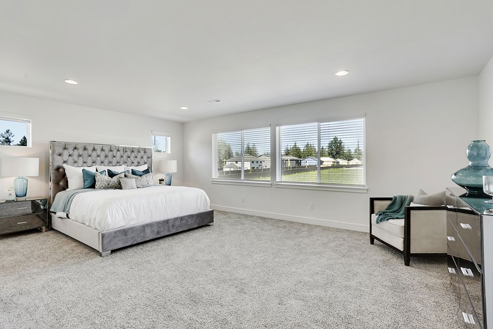 Bedroom featured in The Everett By Soundbuilt Homes in Tacoma, WA