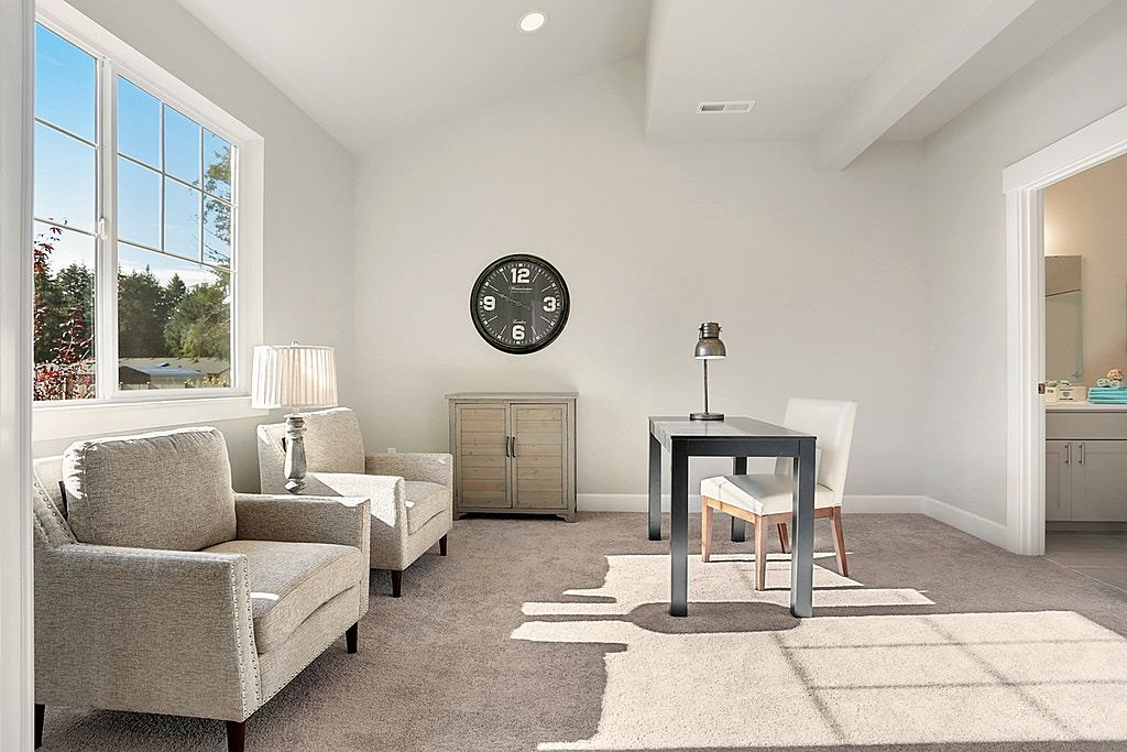 Living Area featured in The Emerald By Soundbuilt Homes in Tacoma, WA