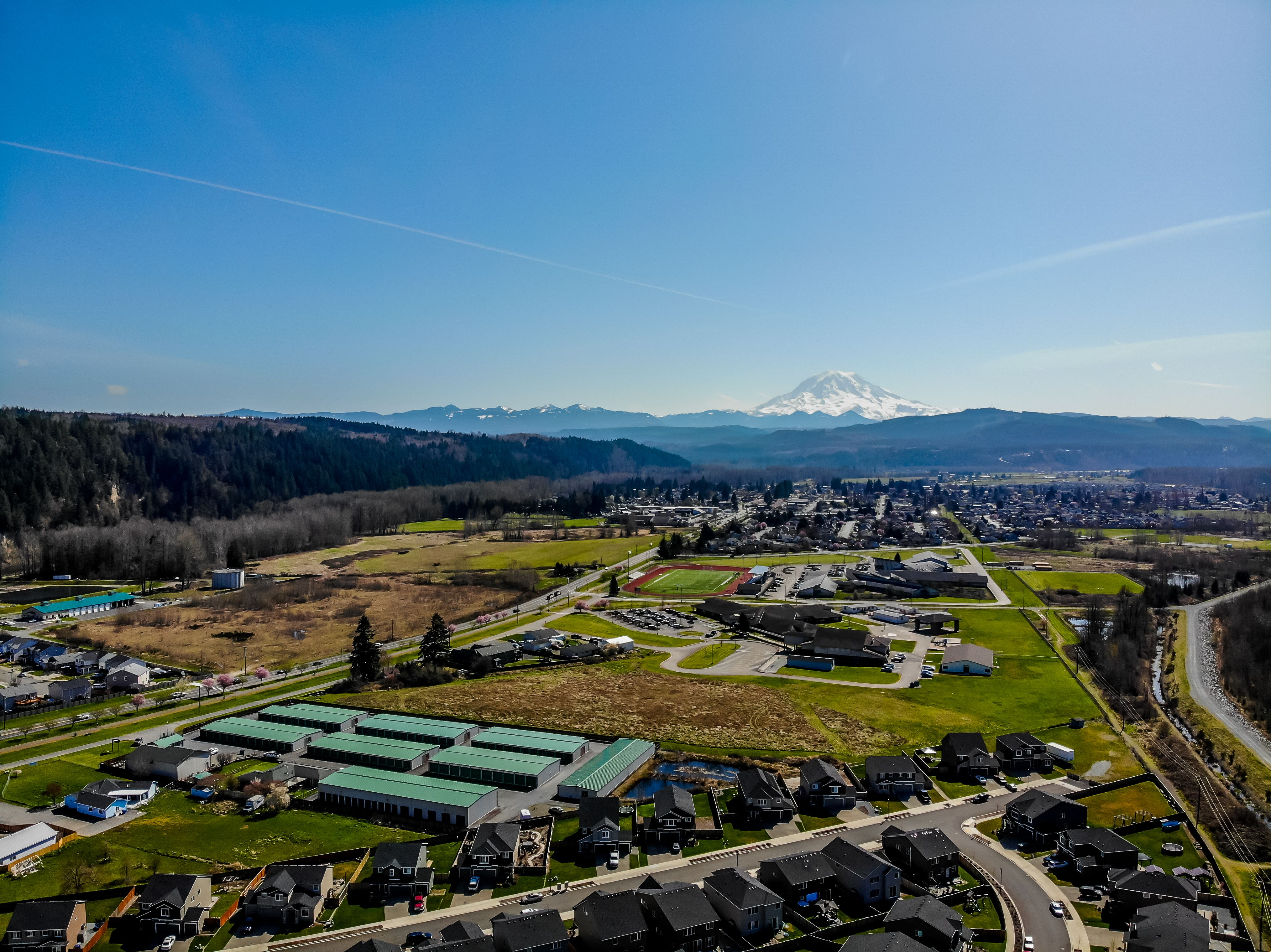 'Meadows at Orting South' by Soundbuilt Homes in Tacoma