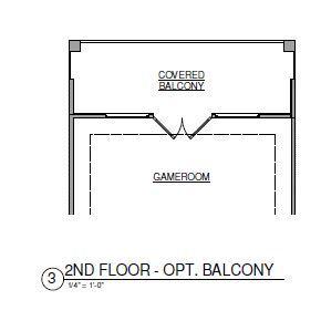 Optional Balcony