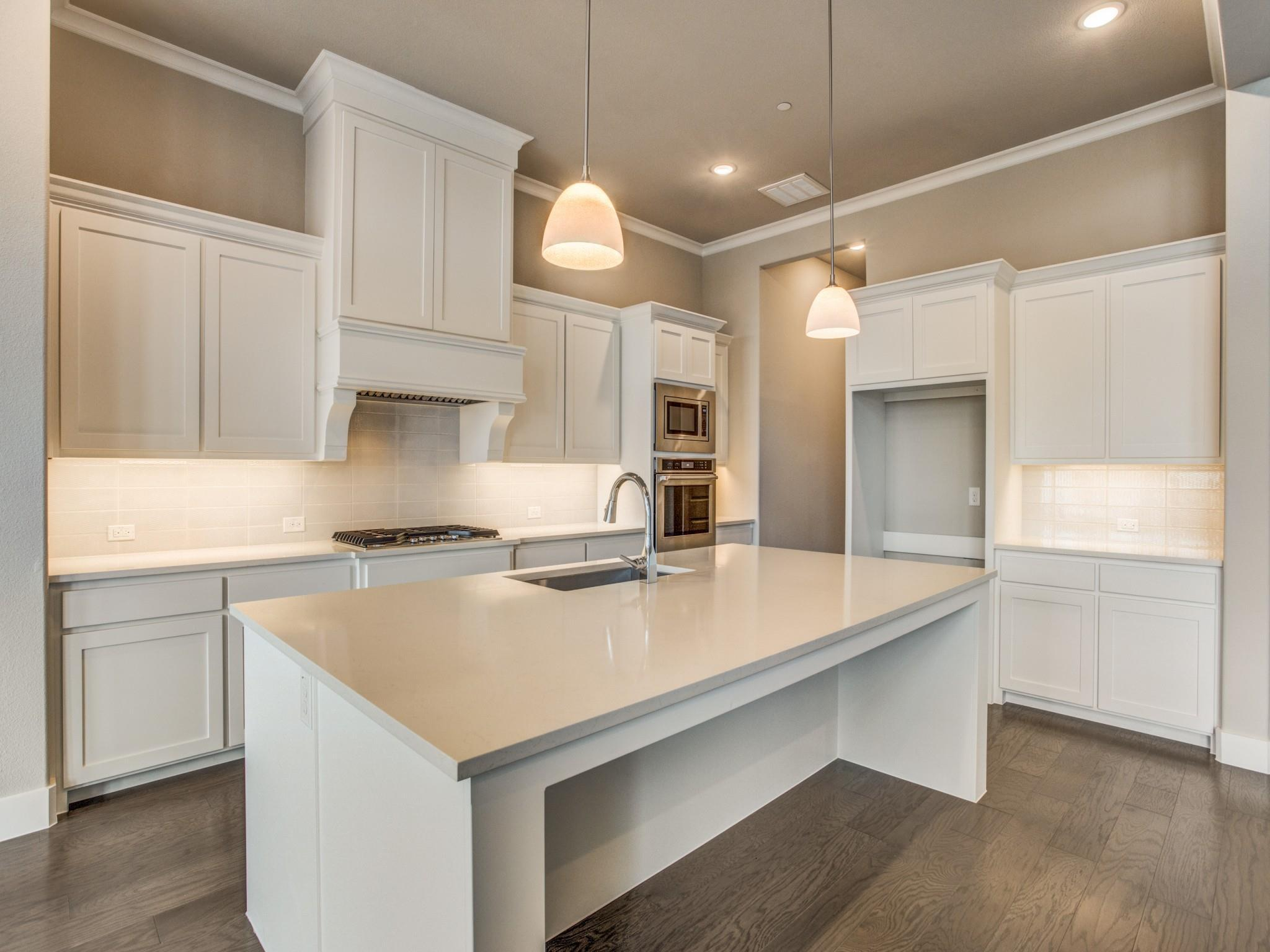 Kitchen featured in The Uvalde | 60104.1 By Southgate Homes in Dallas, TX