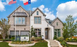 The Grove 65's Series by Southgate Homes in Dallas Texas