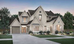 The Hanover - Northwood Manor 74 Series: Frisco, Texas - Southgate Homes