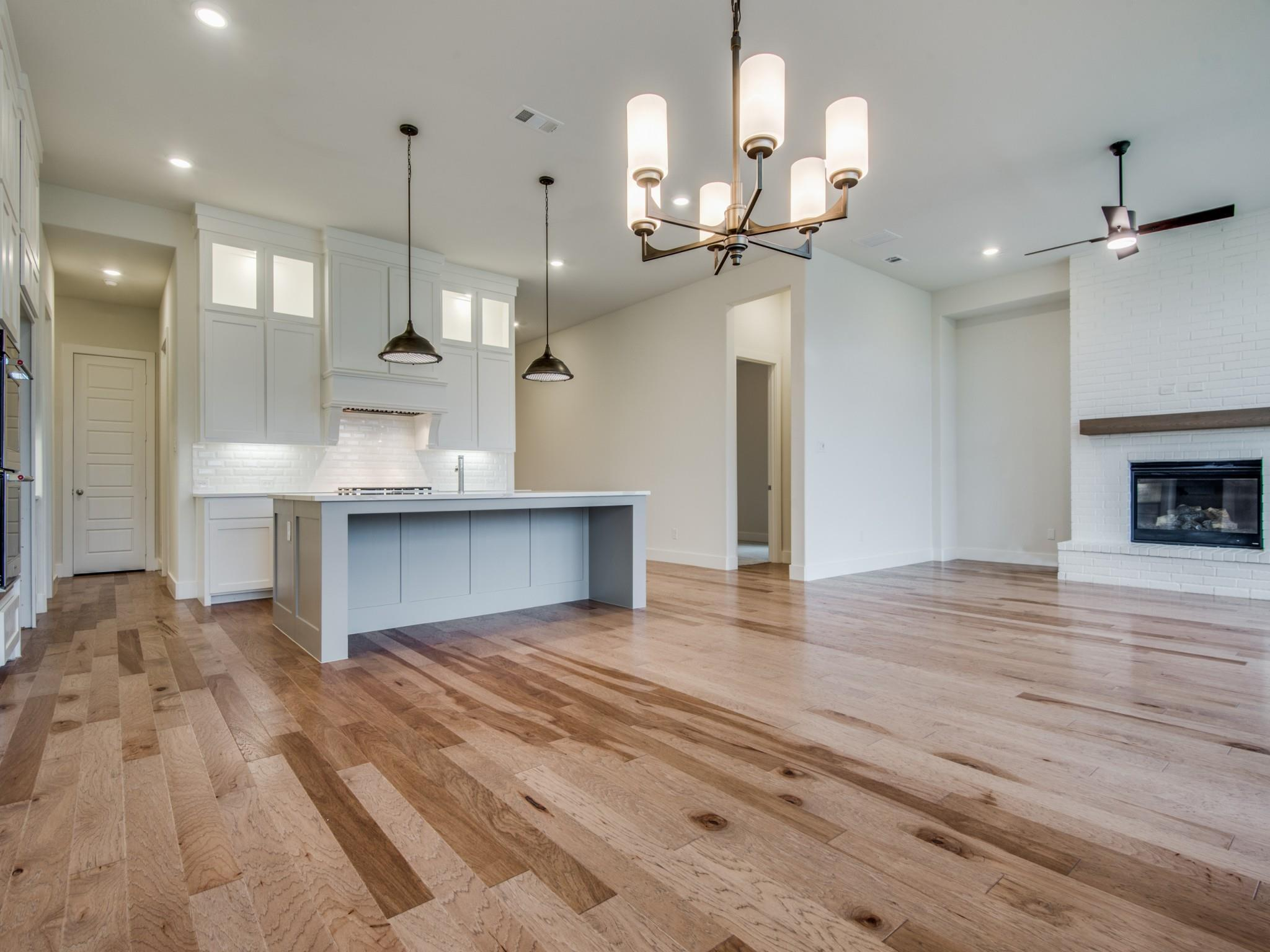 Kitchen featured in The Griffin II | 50213.1 By Southgate Homes in Dallas, TX