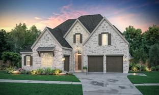 The Brenham - Windsong Ranch 71 Series: Prosper, Texas - Southgate Homes