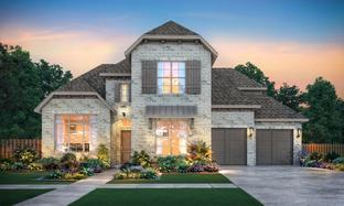 The Belmont - Northwood Manor 74 Series: Frisco, Texas - Southgate Homes