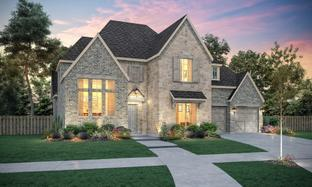 The Belmont - Windsong Ranch 71 Series: Prosper, Texas - Southgate Homes