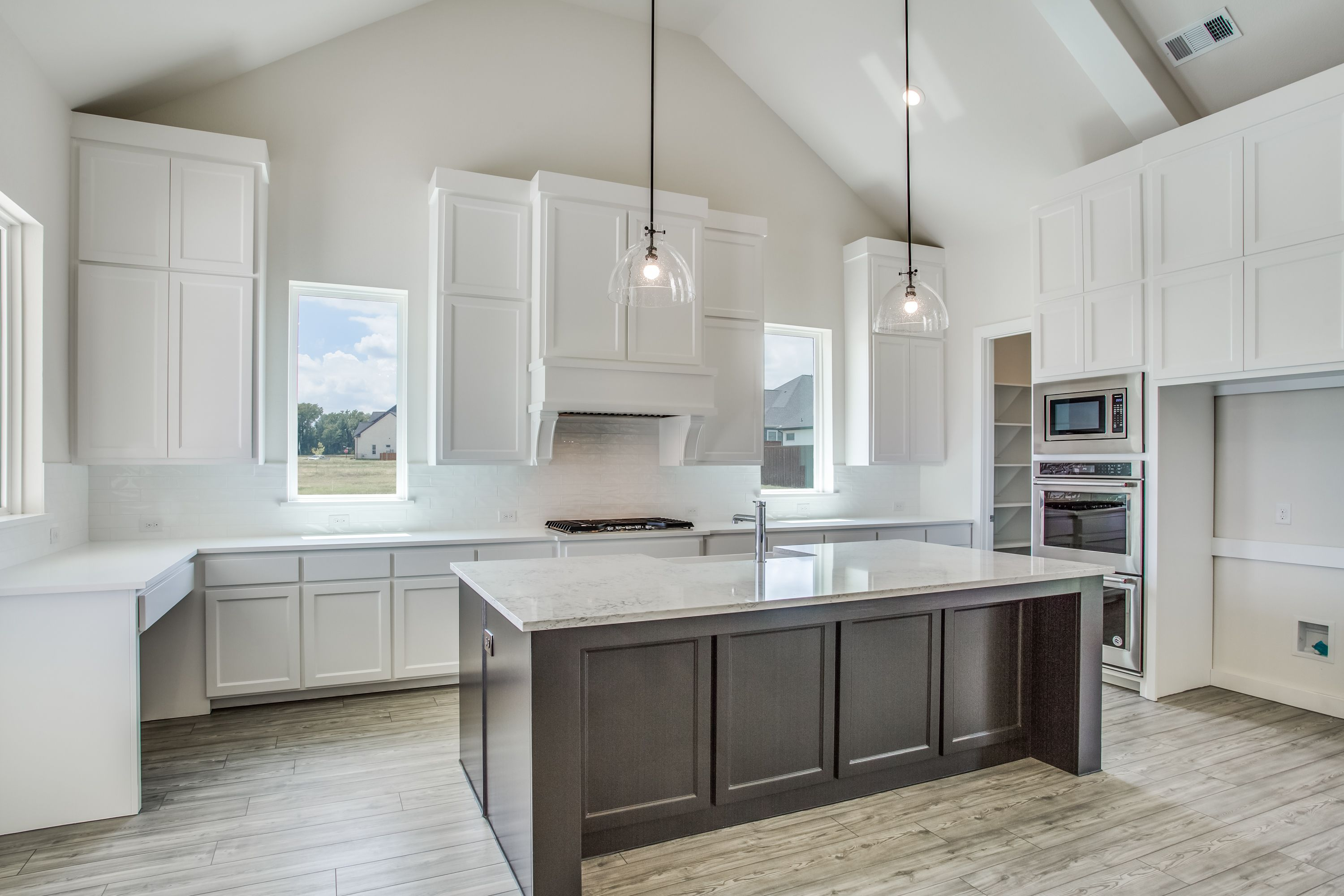 Kitchen featured in The Avery   60105 By Southgate Homes in Dallas, TX