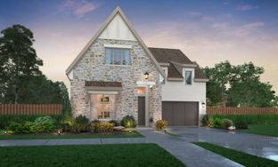 The Kamdyn II - Northwood Manor 55 Series: Frisco, Texas - Southgate Homes