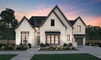 The Grove 74's Series by Southgate Homes in Dallas Texas