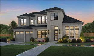 The Montgomery II - Northwood Manor 74 Series: Frisco, Texas - Southgate Homes