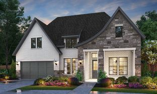 The Griffin IV - Northwood Manor 64 Series: Frisco, Texas - Southgate Homes