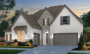 The Brenham II - Northwood Manor 64 Series: Frisco, Texas - Southgate Homes