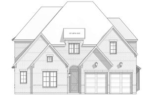 The Grayson II - Windsong Ranch 61 Series: Prosper, Texas - Southgate Homes