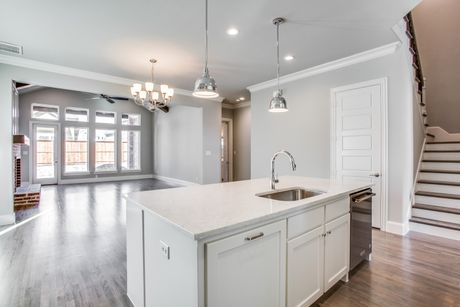 Kitchen-in-The Lakewood-at-Twin Creeks-in-Allen