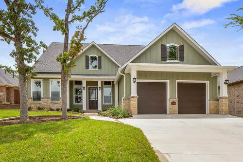 Southern Creek Homes By In Bryan College Station Texas