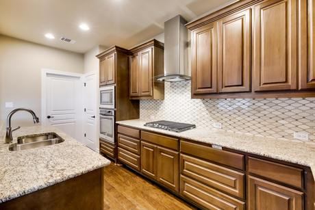 Kitchen-in-Callaway-at-Gardens at Verde Vista-in-Georgetown