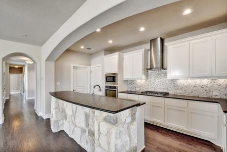Kitchen-in-Huntington-at-Gardens at Verde Vista-in-Georgetown
