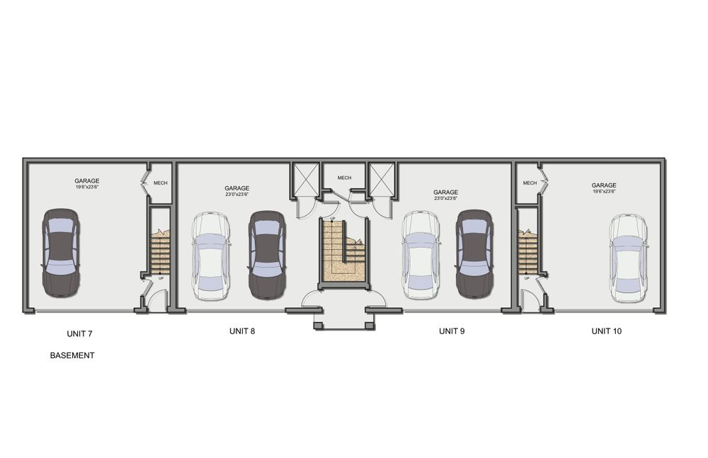 Building 1 - Garage