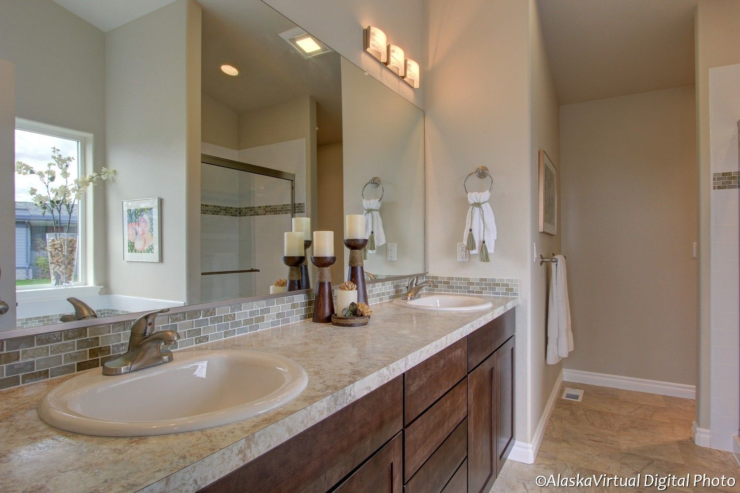 Bathroom featured in the Chugach 2338 By Spinell Homes in Anchorage, AK