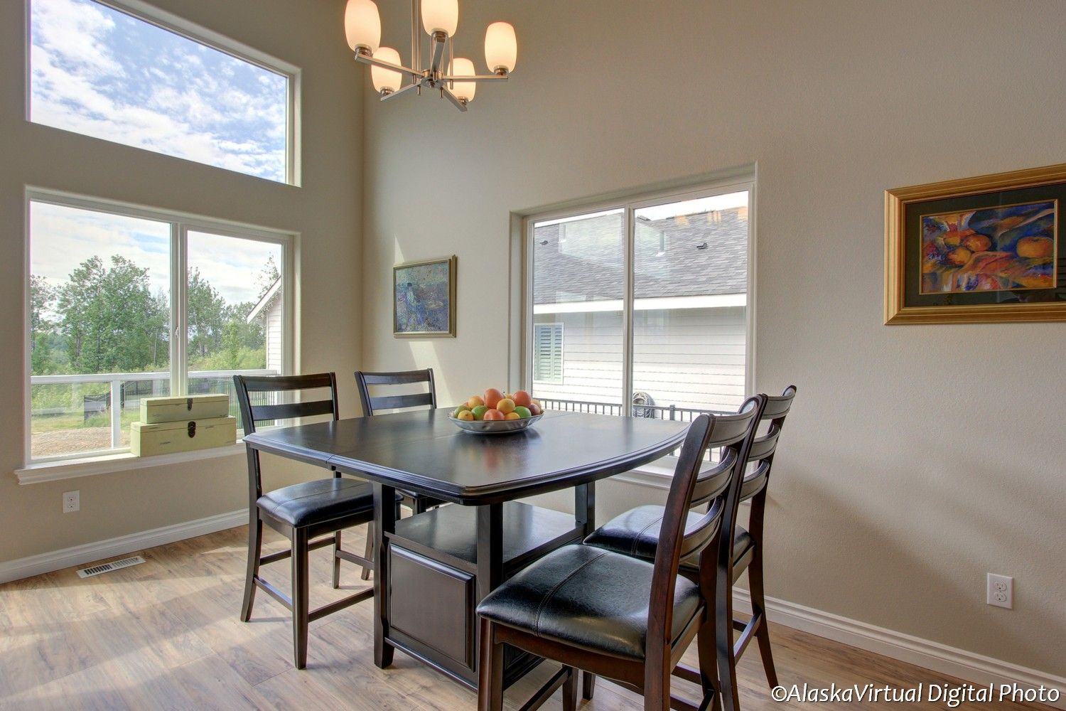 Kitchen featured in the Chugach 2338 By Spinell Homes in Anchorage, AK