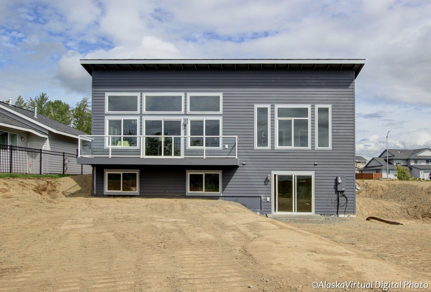 Exterior featured in the Chugach 2338 By Spinell Homes in Anchorage, AK