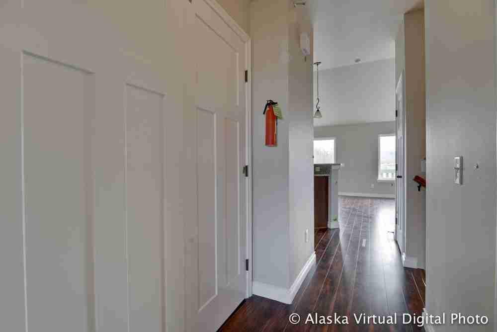 Hallways and Storage